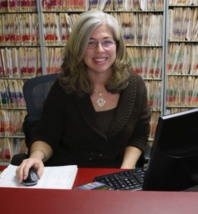 Chiropractic Warwick NY Janine Chiropractic Assistant